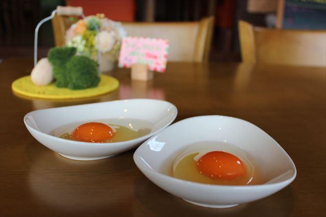 新鮮生卵2皿(2)